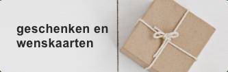 Geschenken & wenskaarten