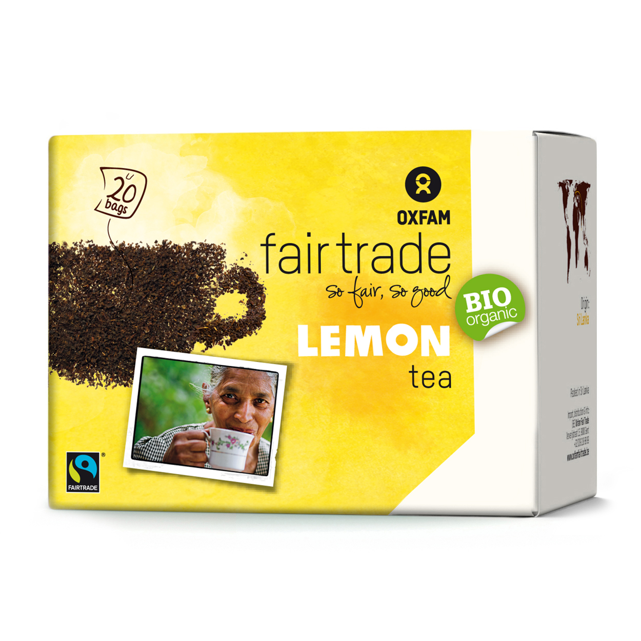Oxfam Fair Trade 23504