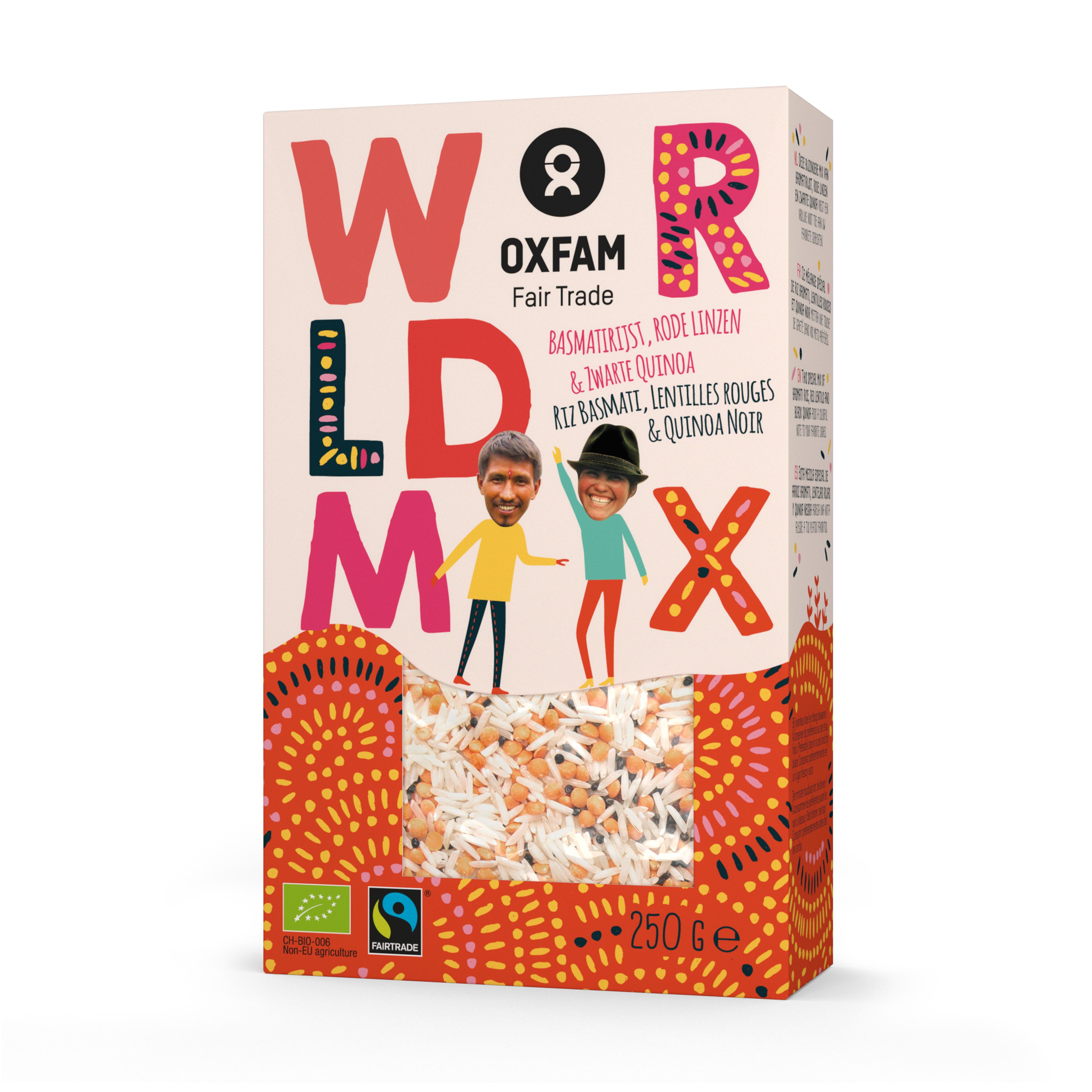Oxfam Fair Trade 27113