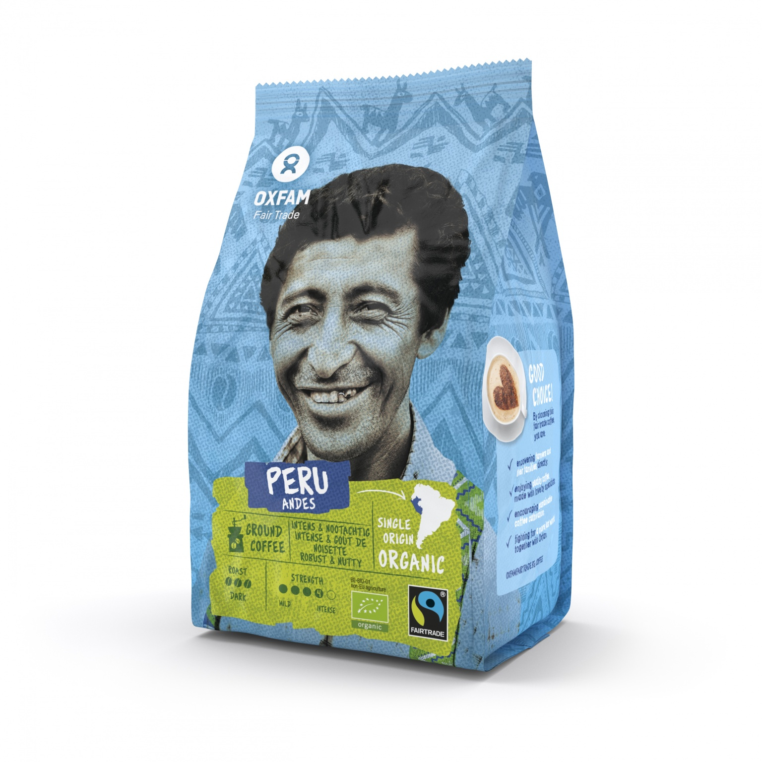 Oxfam Fair Trade 22019