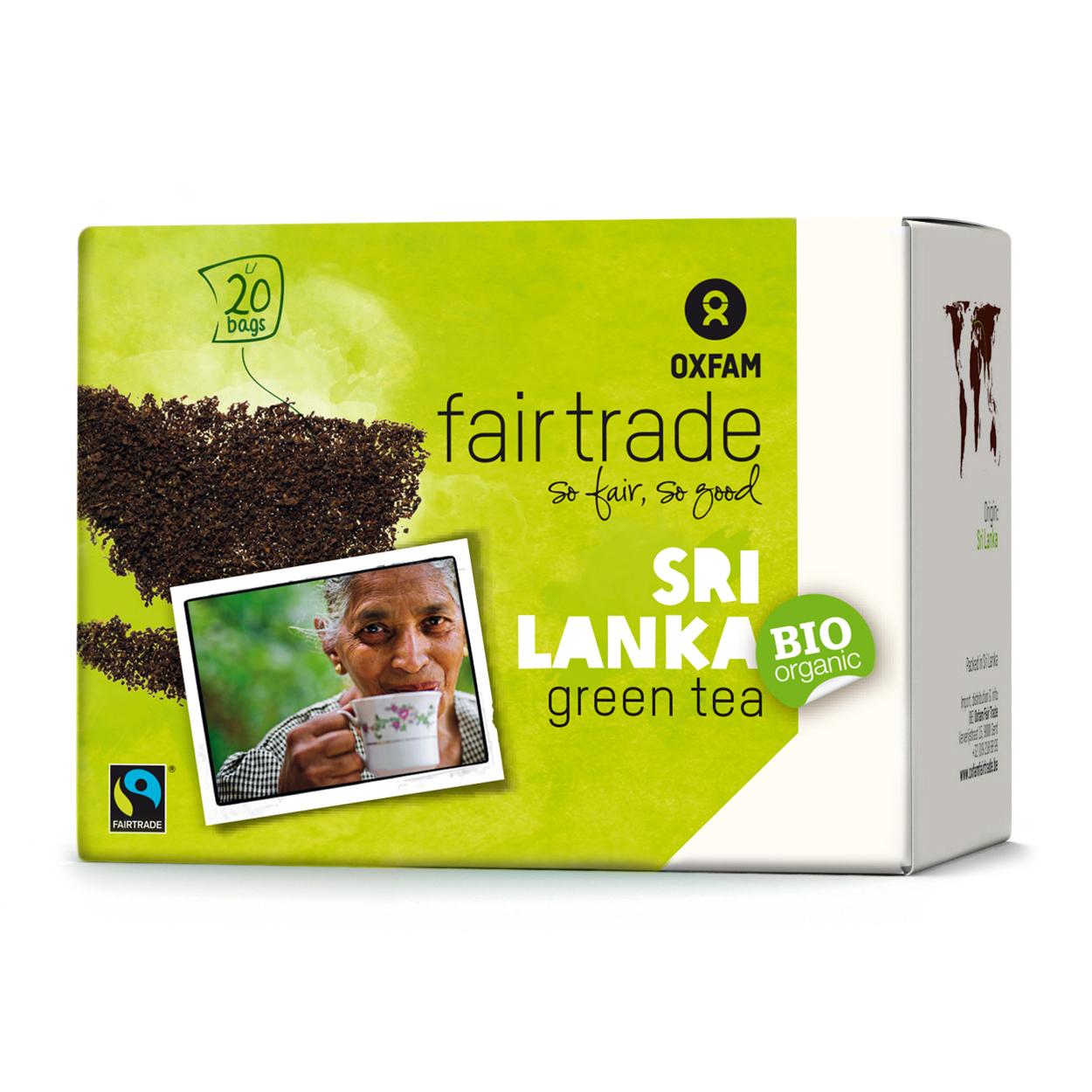Oxfam Fair Trade 23400