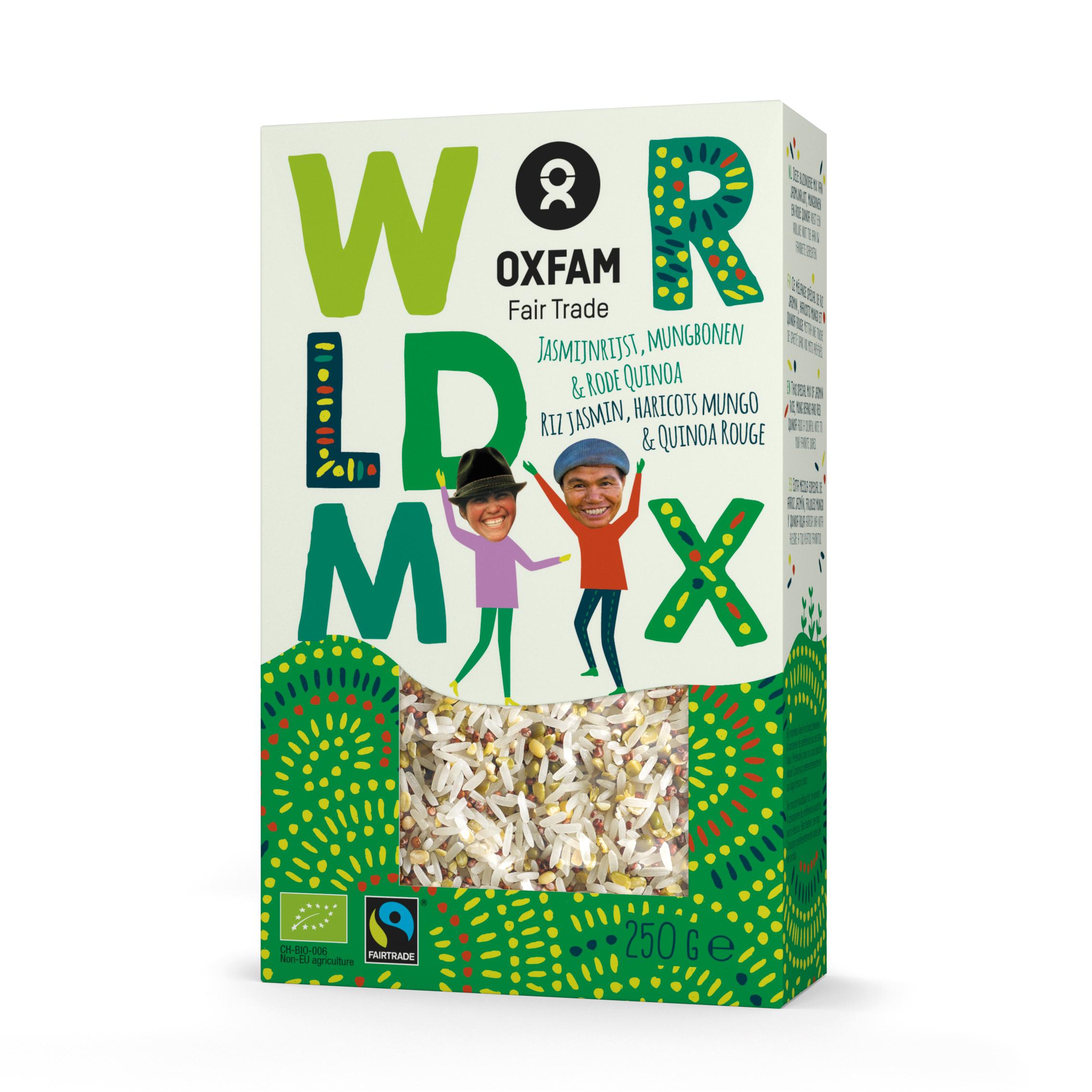 Oxfam Fair Trade 27114