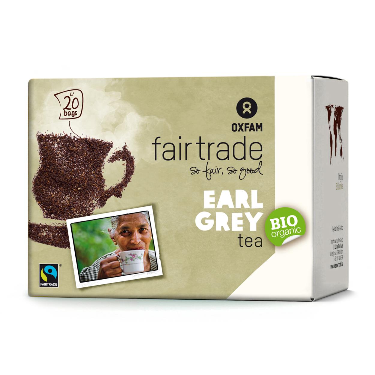 Oxfam Fair Trade 23505